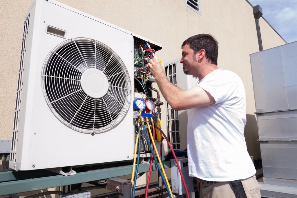 Types of Fans Used in HVAC Units