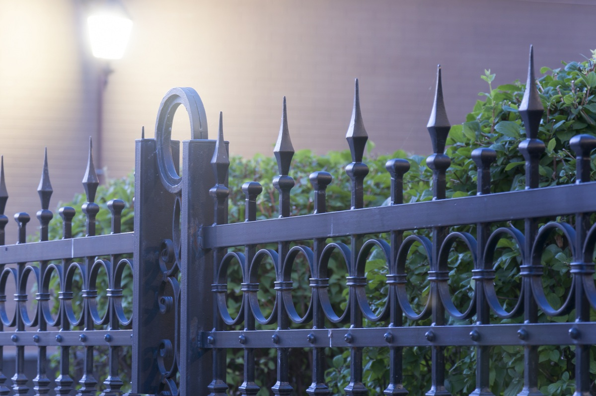 Improve Your Home Security by Adding Gates and Fencing