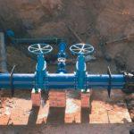 Water sprinkler valve