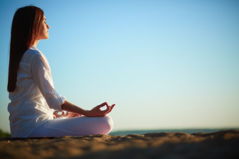 Manage Your Pain with Meditation