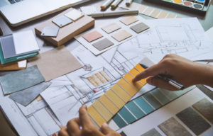 planning color of the house