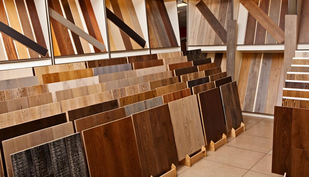 flooring tiles concept
