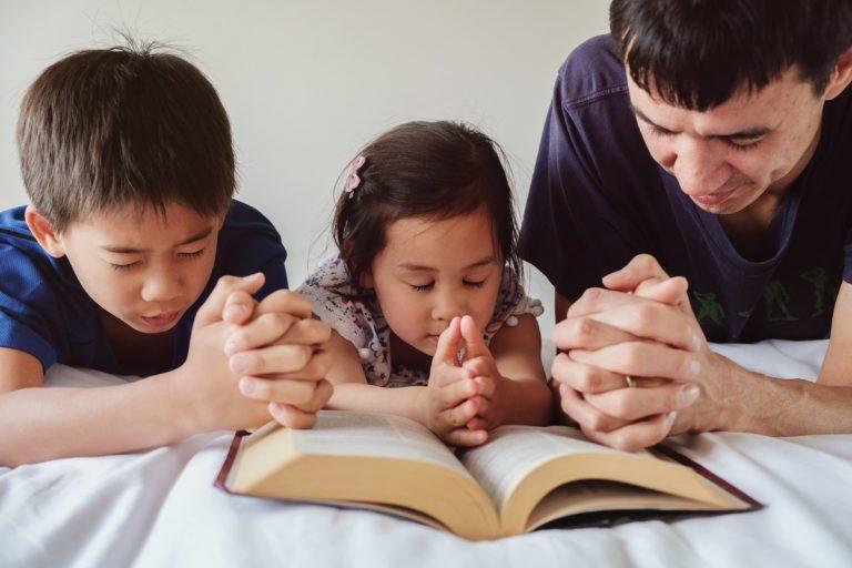 Starting Them Early: Religious Education for Children