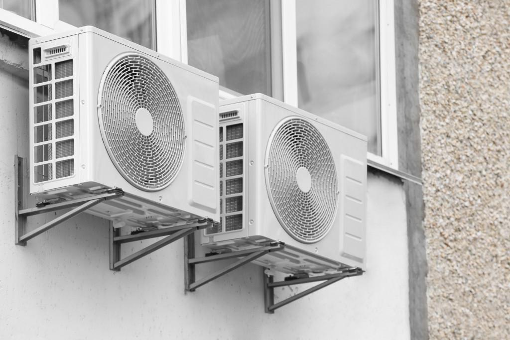 air conditioner vents